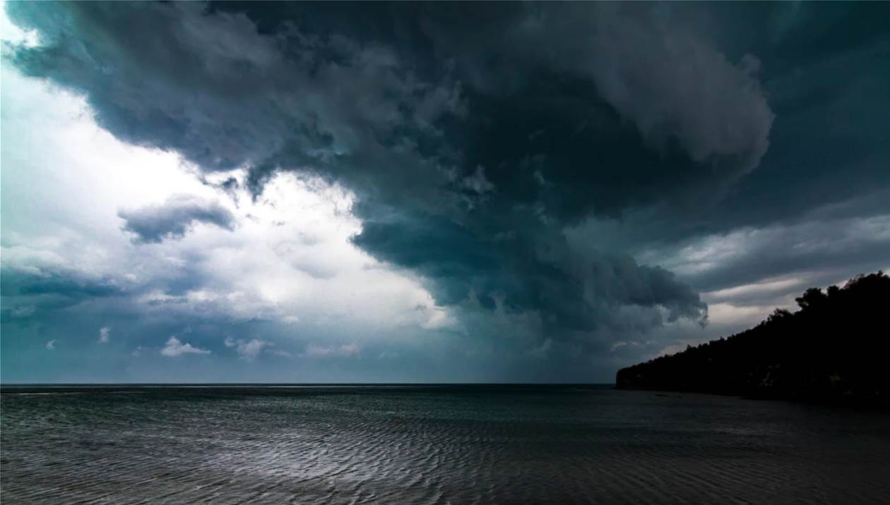 Σαββατοκύριακο με βροχές & καταιγίδες – Ο καιρός στην Κρήτη