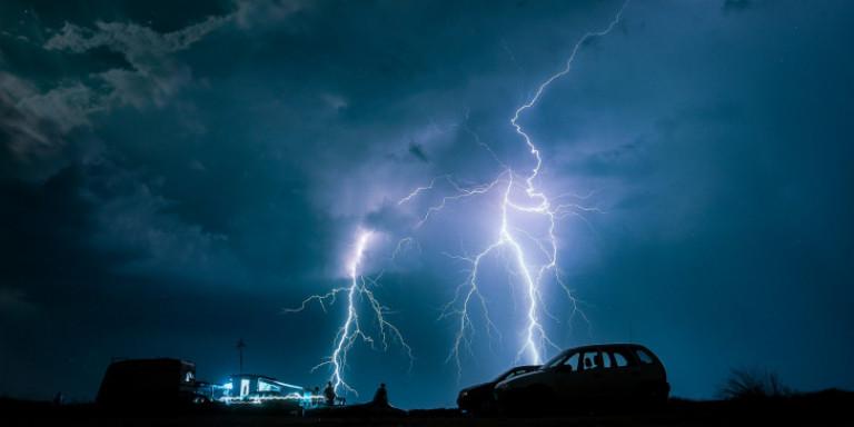 Αγριεύει ο καιρός: Εκτακτο δελτίο επικίνδυνων καιρικών φαινομένων εξέδωσε η ΕΜΥ