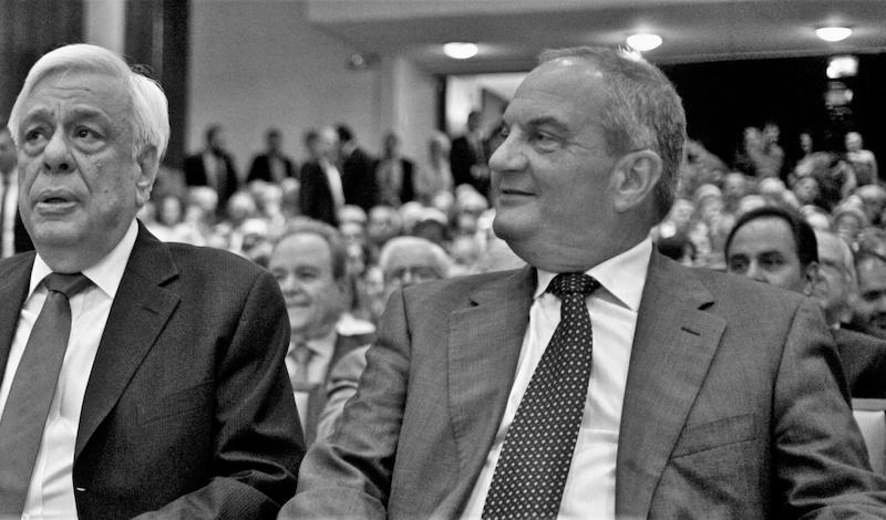 Ο Καραμανλής, ο Παυλόπουλος και ο βάτραχος