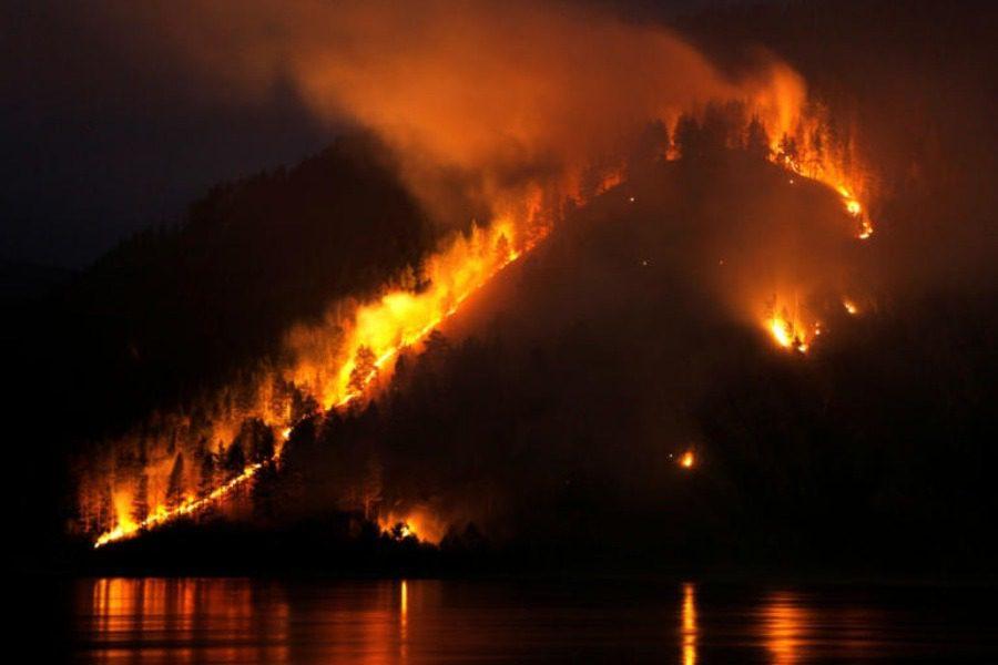 Σιβηρία: 232 φωτιές καίνε τα πάντα