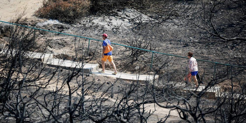 Ο Μητσοτάκης βγάζει από το… ψυγείο τα 31 εκατ. ευρώ για τους πυρόπληκτους στο Μάτι