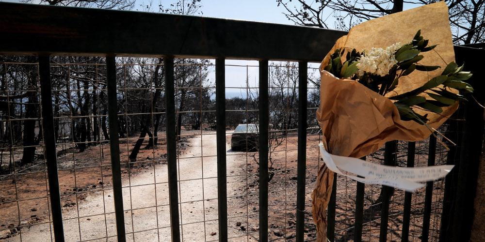 Ένας χρόνος από την τραγωδία στο Μάτι: Μνημόσυνο για τα θύματα της πυρκαγιάς