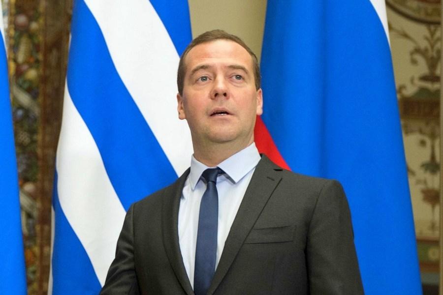 Συνεχάρη και ο Μεντβέντεφ τον Κ. Μητσοτάκη: Τη Ρωσία και την Ελλάδα τις συνδέουν φιλικές, εταιρικές σχέσεις