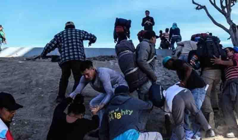 Μεξικό: Μειώθηκαν 40% οι μετανάστες στα σύνορα με τις ΗΠΑ