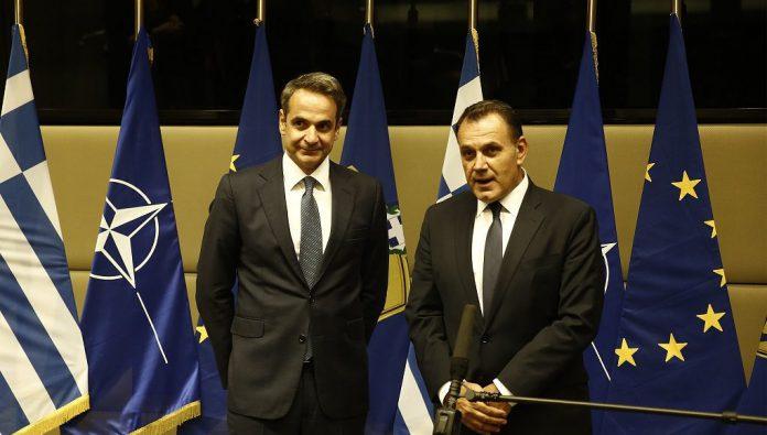Ν. Παναγιωτόπουλος: Να ενισχύσουμε το αξιόμαχο των Ενόπλων Δυνάμεων