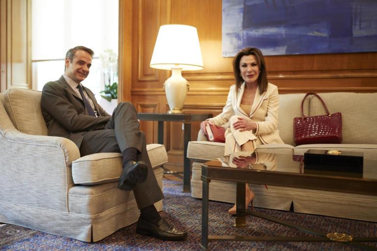 Γιάννα Αγγελοπούλου, η επιστροφή! Επικεφαλής της Επιτροπής «Ελλάδα 2021»