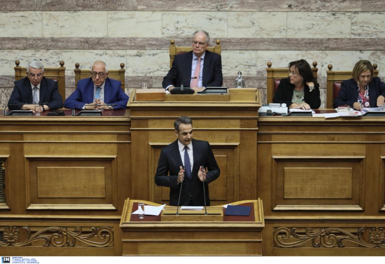 Προγραμματικές δηλώσεις: Μετά την ψήφο εμπιστοσύνης έρχεται… «βροχή» νομοσχεδίων