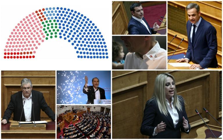 Νέα Βουλή: «Καυτό» σκηνικό με τον Βαρουφάκη… δίπλα στον ΣΥΡΙΖΑ!