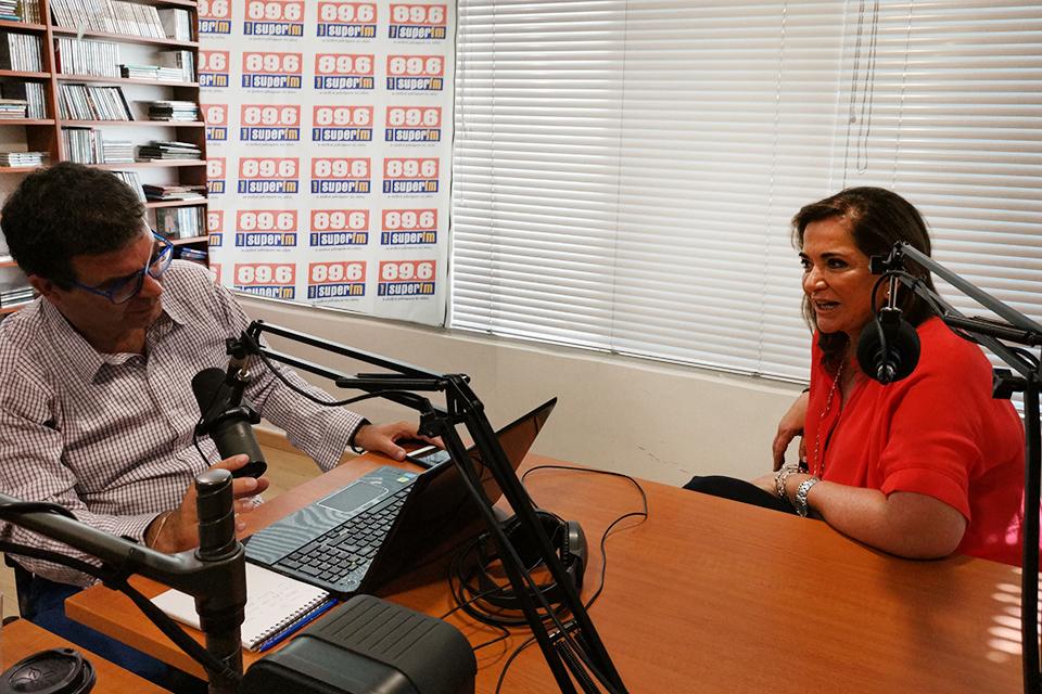 """Ντόρα Μπακογιάννη: Την επόμενη ημέρα των εκλογών τα Χανιά θα είναι """"μπλε"""""""