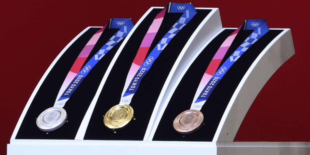 Αποκαλυπτήρια για τα μετάλλια των Ολυμπιακών Αγώνων του 2020 – Σε τι θα διαφέρουν [βίντεο]