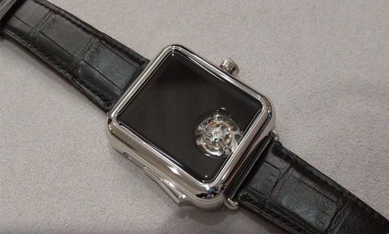 Ρολόι που δεν δείχνει την ώρα αλλά κοστίζει 300.000 ευρω; Κι όμως υπάρχει! (video)