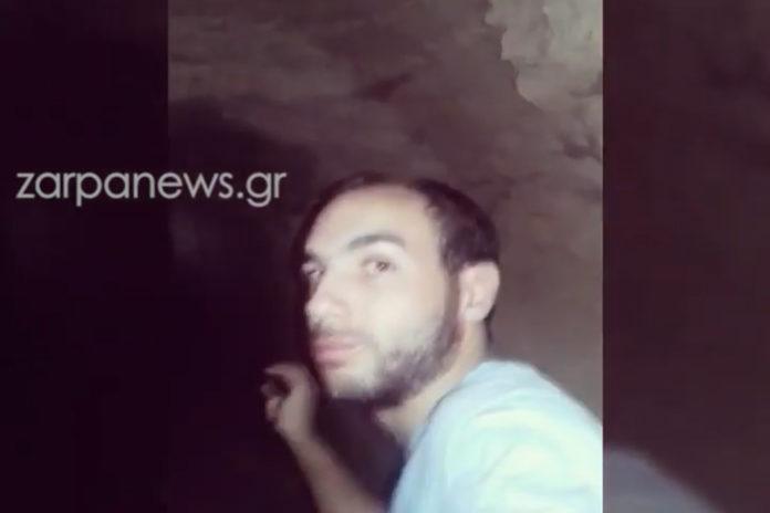 Τα προφητικά video του 27χρονου δολοφόνου: Όταν εξερευνούσε το μέρος που αργότερα πέταξε την Suzanne Eaton