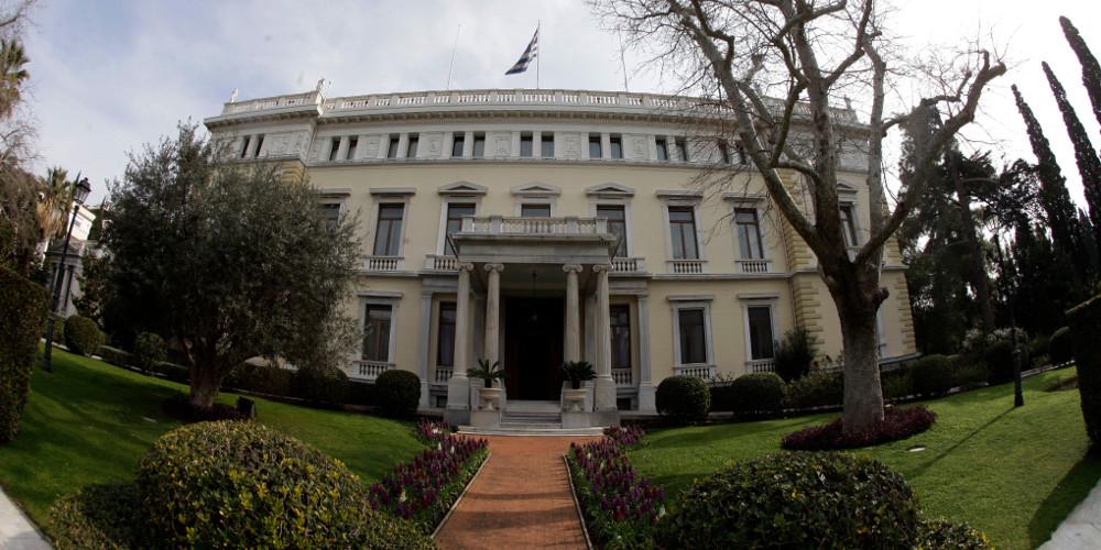 Στις 12:00 η ορκωμοσία της νέας κυβέρνησης, στο Προεδρικό Μέγαρο