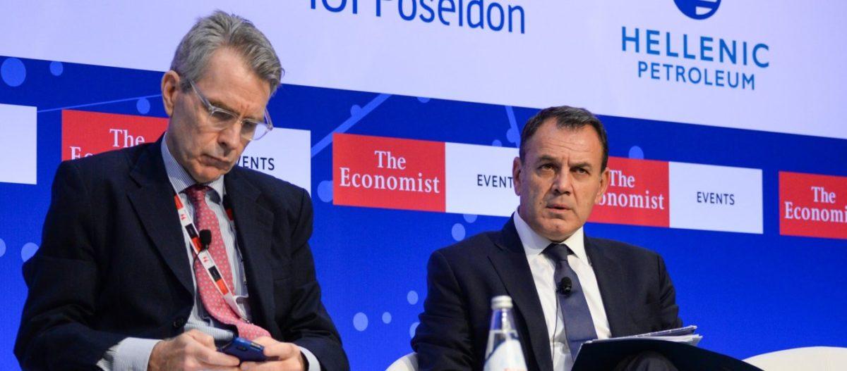 Δήλωση πρεσβευτή ΗΠΑ Τ.Πάιατ: «Μόνο στο Ιόνιο & στην περιοχή δυτικά της Κρήτης δεν αμφισβητείται η ελληνική κυριαρχία»