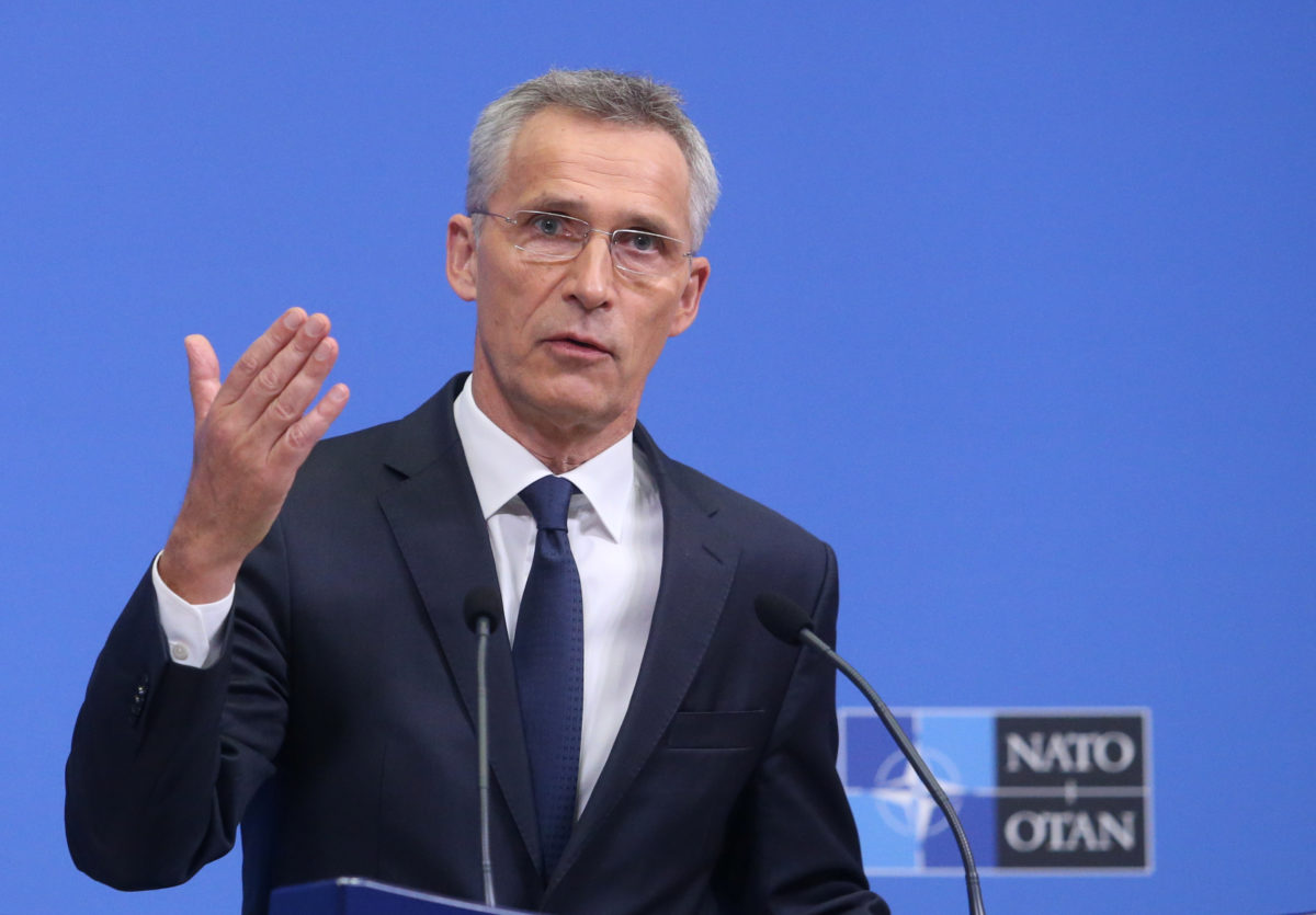 NATO: «Ανησυχώ για τις συνέπειες των S-400 στην Τουρκία» είπε ο Στόλτενμπεργκ