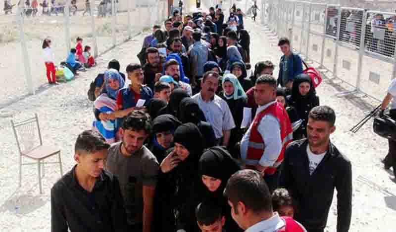 Διώχνουν Σύριους από τη Κωνσταντινούπολη οι Τούρκοι