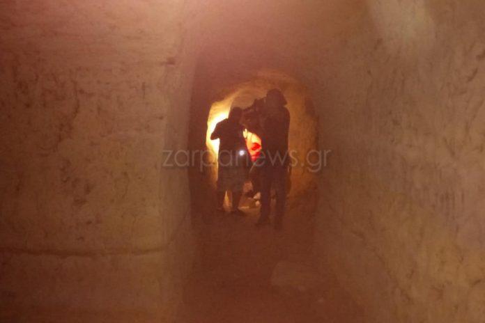 Ανατριχίλα! Αυτό είναι το τούνελ που βρέθηκε νεκρή η Αμερικανίδα βιολόγος | Photos + Video