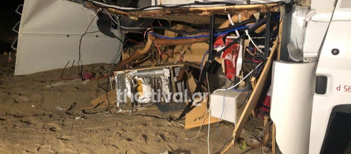Φονική κακοκαιρία στη Χαλκιδική – Έξι νεκροί και δεκάδες τραυματίες – ΦΩΤΟ – ΒΙΝΤΕΟ