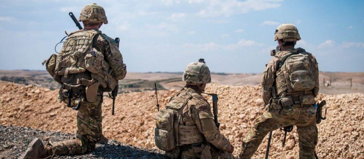 Μετωπική Τουρκίας-ΗΠΑ στη Β.Συρία: Η Ουάσινγκτον ετοιμάζει την άμυνα των Κούρδων – Αναπτύχθηκαν ειδικές δυνάμεις (φωτό)