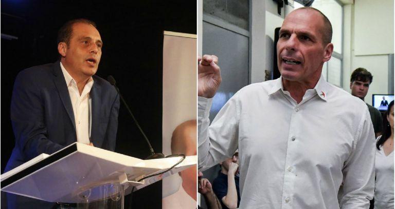 Βουλή: Βαρουφάκης εναντίον Βελόπουλου – Δεν… αντέχουν ο ένας τον άλλον
