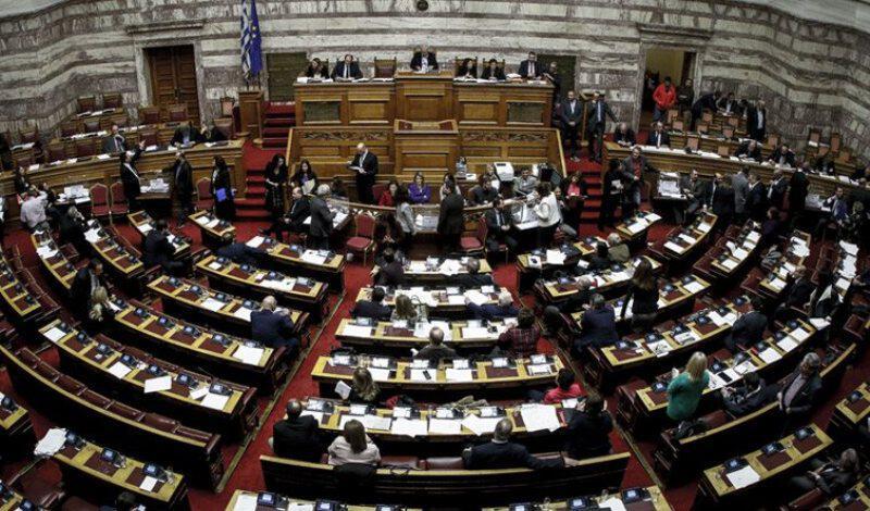 Live -Η Βουλή εκλέγει Πρόεδρο τον Κώστα Τασούλα