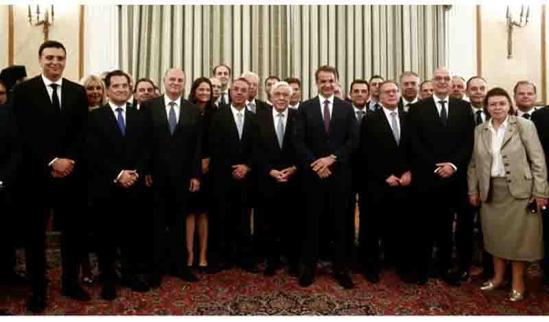 Στις 11 το πρώτο υπουργικό της κυβέρνησης Μητσοτάκη: Θα ζητήσει ταχύτητα και αποτελεσματικότητα