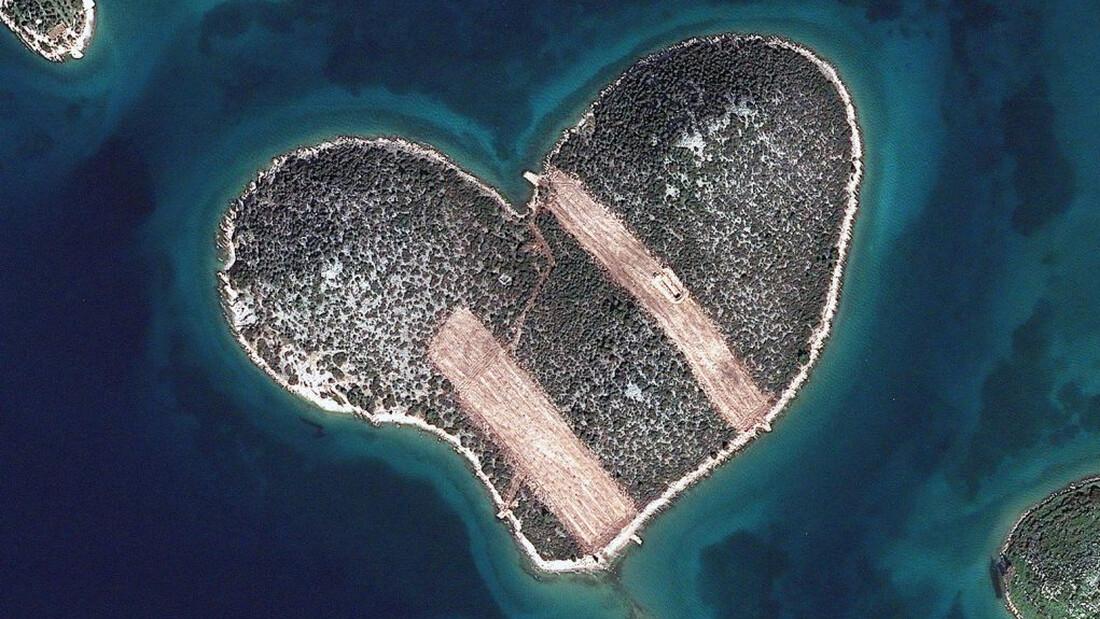 Το νησί των… ερωτευμένων. Πού βρίσκεται;