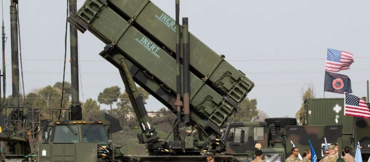 Οι ΗΠΑ απέσυραν την προσφορά για την πώληση Patriot στην Τουρκία