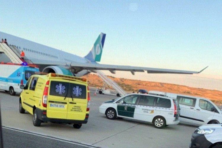 Πανικός σε πτήση: Πολλοί τραυματίες από σφοδρές αναταράξεις
