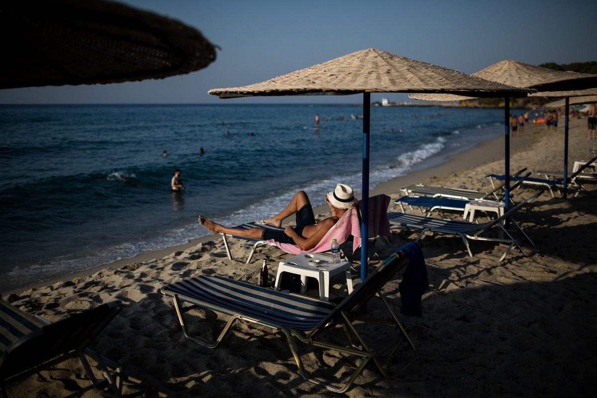 Άνοδος της θερμοκρασίας σήμερα – Άνεμοι έως 7 μποφόρ στο Αιγαίο