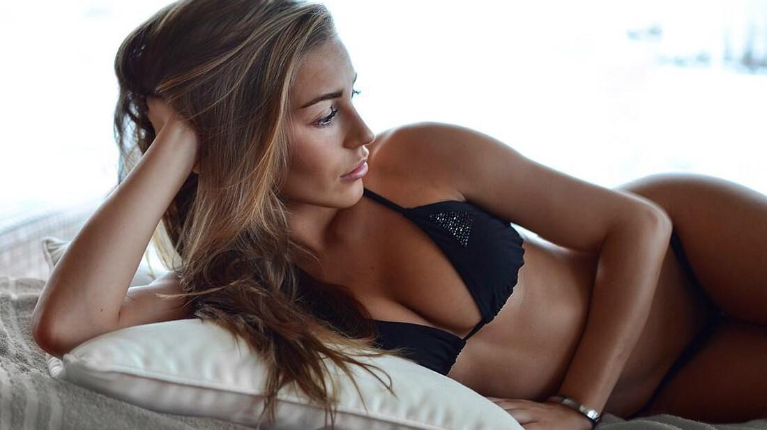 Η Kristina Levina δεν έχασε ποτέ το σέξι στοιχείο της