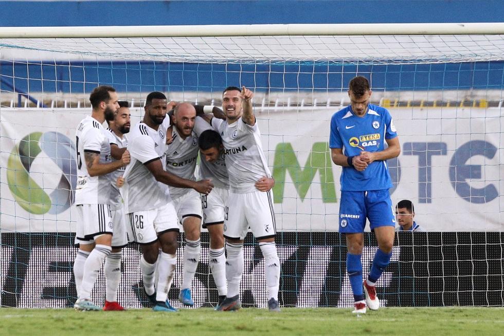 Ατρόμητος-Λέγκια Βαρσοβίας 0-2