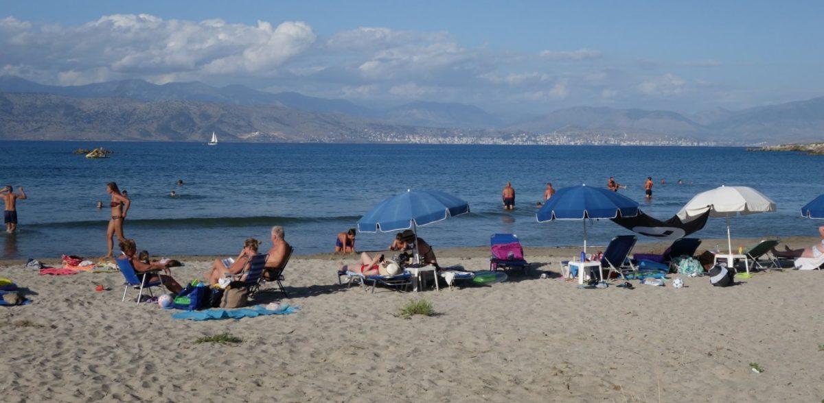 Ραντεβού στις παραλίες: Στους 39 βαθμούς η θερμοκρασία το Σάββατο