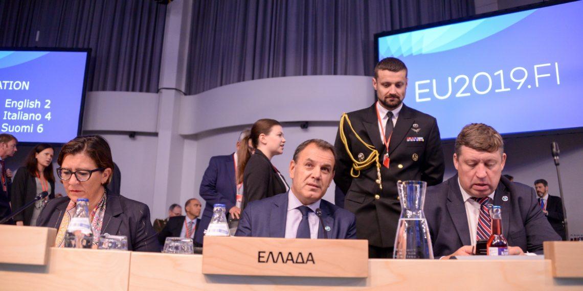 ΥΕΘΑ: Έθεσε θέμα προκλητικότητας της Τουρκίας στην Άτυπη Σύνοδο της ΕΕ