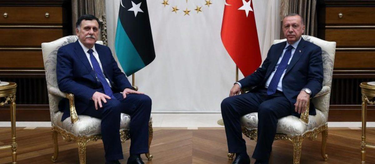Η Τουρκία μετατρέπει σε αποικία της τη Λιβύη – Γιατί η Ελλάδα εξακολουθεί να στηρίζει το καθεστώς της Τρίπολης;