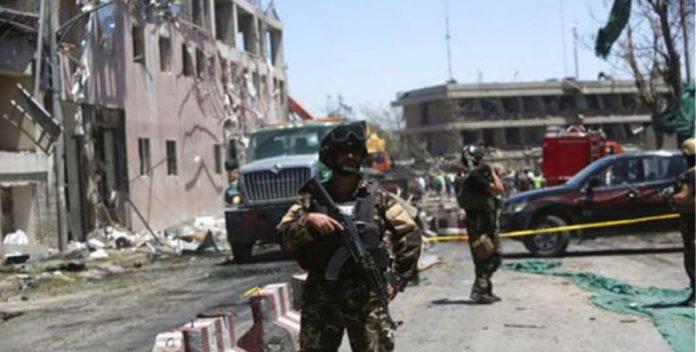 Τρομακτική έκρηξη συγκλόνισε την Καμπούλ… Φόβοι για πολλά θύματα