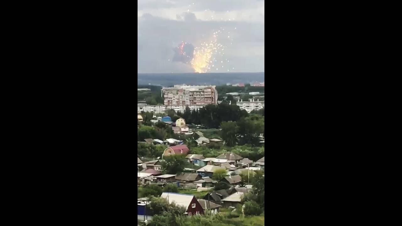 Ανησυχία για νέο Τσερνόμπιλ: Δοκιμή με πυρηνικό «άρωμα» στη Ρωσία