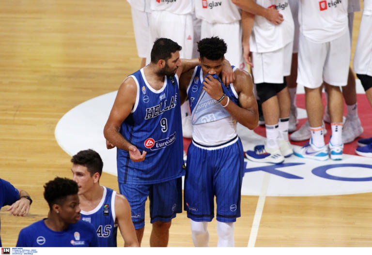 Εθνική μπάσκετ: Έπεσε στα power rankings ενόψει Μουντομπάσκετ! Αλλαγή στην πρώτη θέση