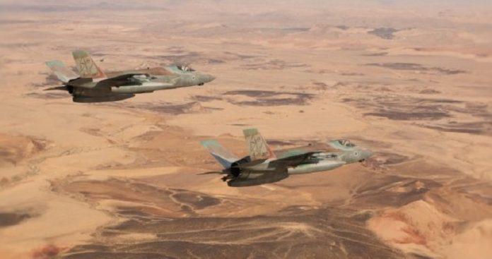 Ισραηλινά αεροπορικά πλήγματα στο Ιράκ κατά ιρανικών στόχων!
