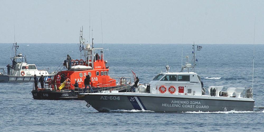 Σύγκρουση flying cat με θαλάσσιο ταξί στο λιμάνι της Υδρας