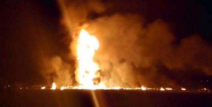 Έκρηξη σε τουρκική αποθήκη πυρομαχικών στα σύνορα με Συρία… Κούρδοι;