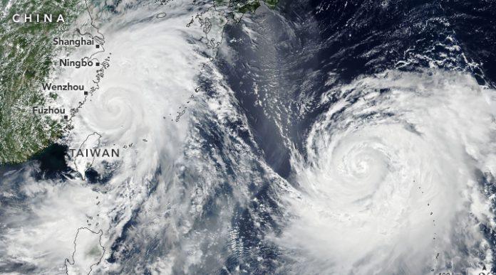 Κίνα: Σάρωσε ο τυφώνας Λεκίμα, τουλάχιστον 44 οι νεκροί