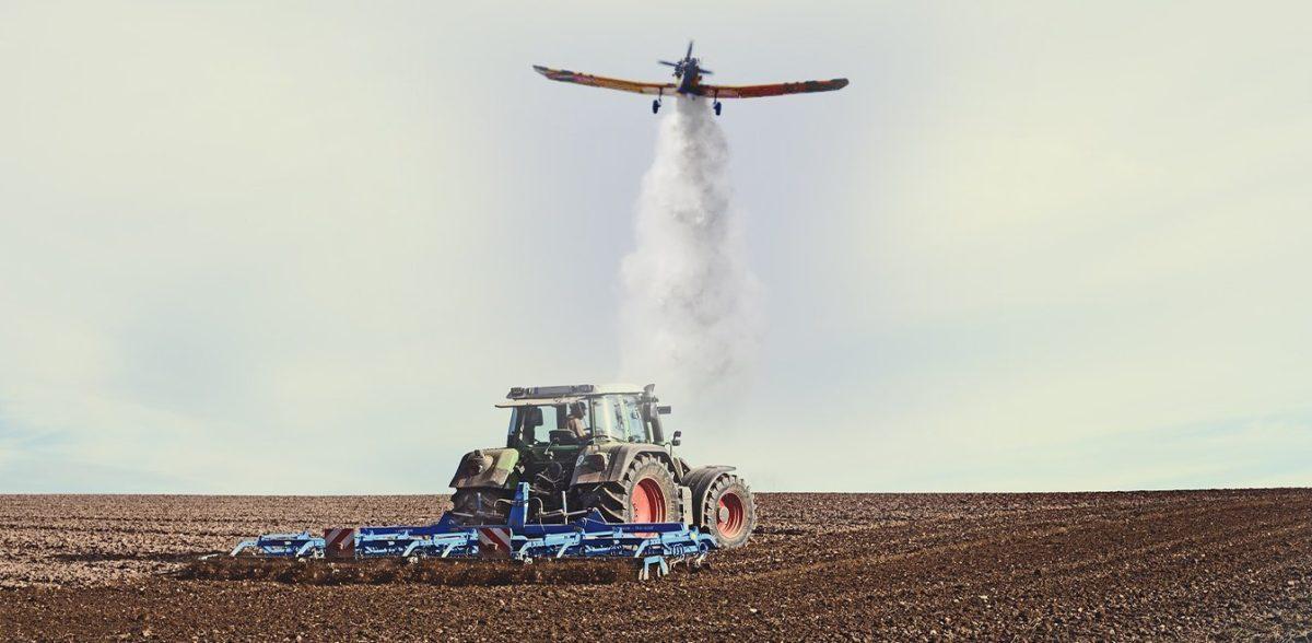 Φθιώτιδα: Πυροσβεστικό αεροσκάφος «έλουσε» αγρότη με τόνους νερού!