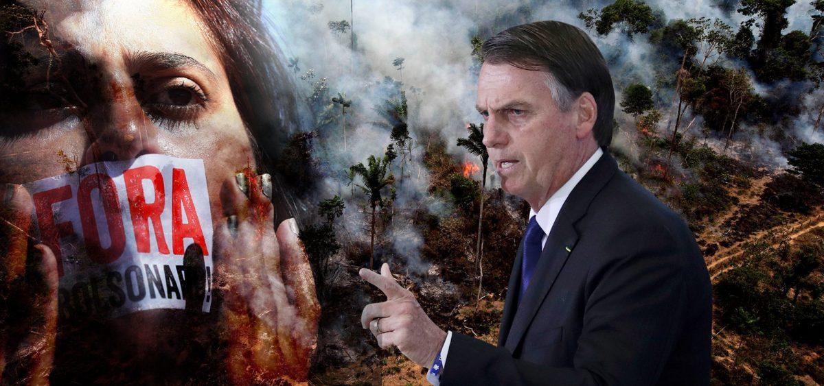 Αμαζόνιος: Ο «πνεύμονας» του πλανήτη καίγεται – Ανατριχιαστικές εικόνες