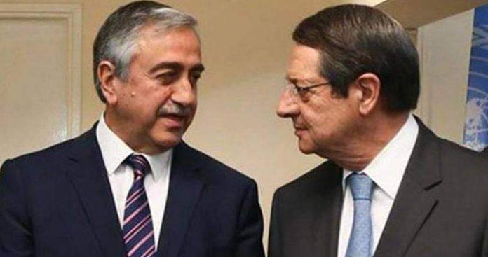 Συνάντηση Αναστασιάδη - Ακιντζί με φόντο τις τουρκικές προκλήσεις
