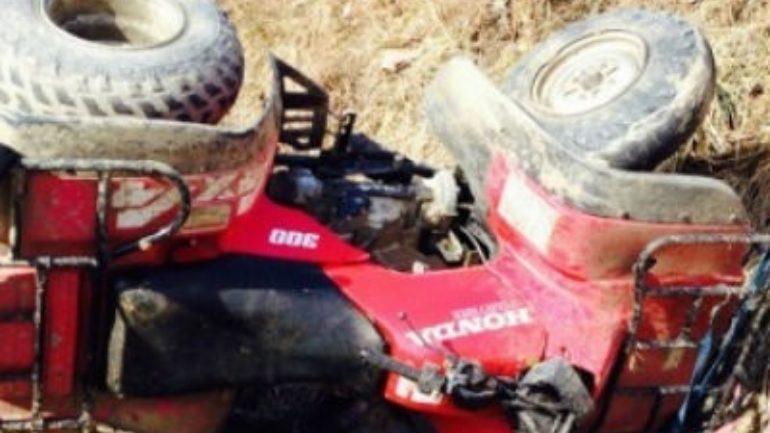 """Δύο ατυχήματα μέσα σε λίγη ώρα – Τροχαίο με """"γουρούνα"""" αλλά και δίκυκλο"""