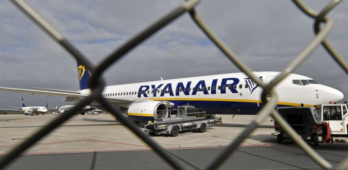 Απεργίες ανακοίνωσαν οι Βρετανοί πιλότοι της Ryanair
