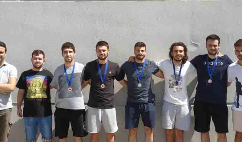 Σπουδαία διάκριση: Πέντε μετάλλια για το ΑΠΘ σε διεθνή διαγωνισμό Μαθηματικών