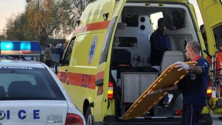 Τροχαίο δυστύχημα στη Θεσσαλονίκη με μία νεκρή και τρεις τραυματίες