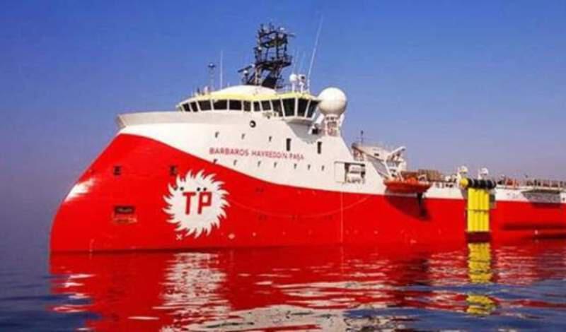 Τραβάει το σκοινί η Τουρκία: Αγνοεί την αυστηρή προειδοποίηση των ΗΠΑ – Στέλνει και το Barbaros στην Κυπριακή ΑΟZ